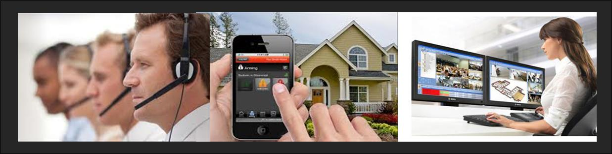 24 hour monitoring home security central florida